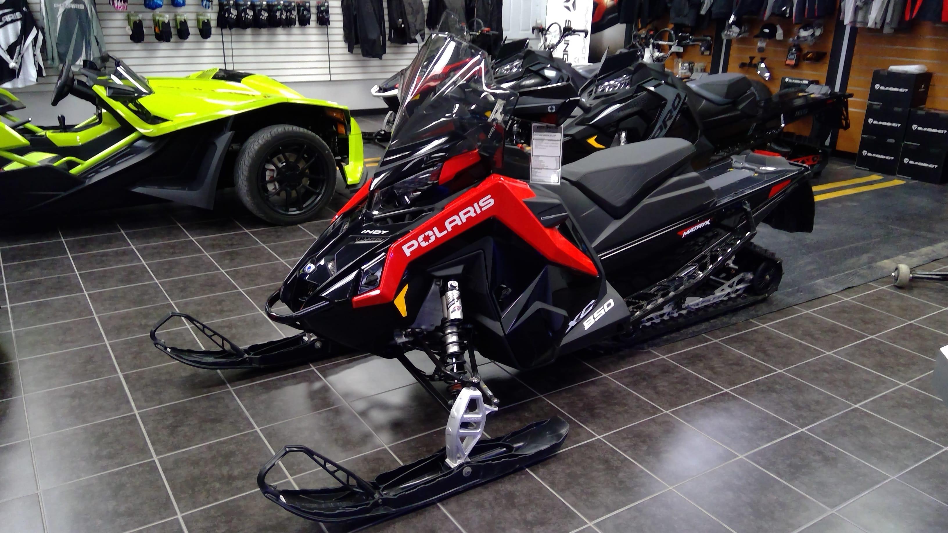 Boutique de la moto a Matane